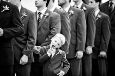 """Shots with kids always draw the collective """"Awwww..."""" and provide a nice lapse from the formality of ceremony shots."""