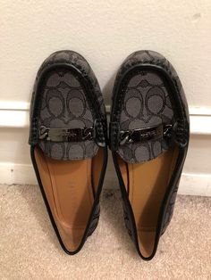 508b0c0166c Coach Women s Loafer Size