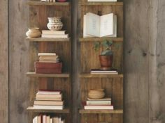 $495 amazing shelving to put all of your amazing decor on // www.LookNook.co