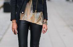 black clothing | hot, black, clothes, dress cute - inspiring picture on Favim.com