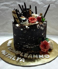 Torta compleanno Natalya