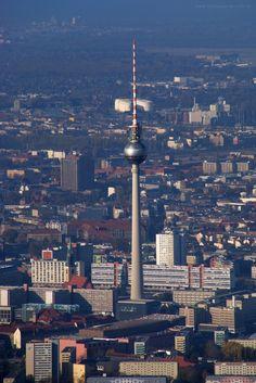 Berlin-Mitte ,Luftbild
