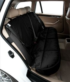Toyota Tundra Dog Seat Covers - Canine Covers [PATTERN]BK - Canine Covers Custom Covers