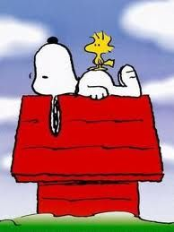 Snoopy and Woodstock& relationship - Peanuts Wiki Snoopy Love, Snoopy The Dog, Snoopy E Woodstock, Charlie Brown Und Snoopy, Snoopy Dog House, Cartoon Cartoon, Peanuts Cartoon, Peanuts Snoopy, Cartoon Characters
