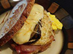 European Breakfast Sandwich Recipe