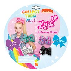 JoJo Siwa Best Friends Bows Blind Bag