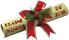 vánoční přání - přáníčka 037 Merry Christmas, Christmas Ornaments, Gift Wrapping, Holiday Decor, Happy, Success, Events, News, Friends