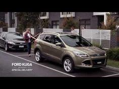 "Ford Kuga - ""More Ideas"" TVC The Voice Season 3 - YouTube"
