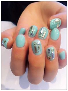13 Awesome Spring Nail Art Designs | Gallery Nail Art Design