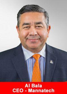 Al Bala, CEO, Mannatech