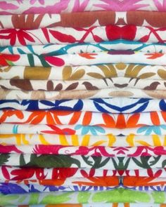 Mexican bedspreads | Textile Luv