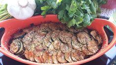 Zucchini Gratin by Kitchen Dreaming Zucchini Gratin, Easy Food To Make, Pot Roast, Veggie Recipes, Family Meals, Harvest, Side Dishes, Pork, Veggies