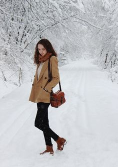 Stray alley: │OUTFIT│FIFTY SHADES OF BROWN