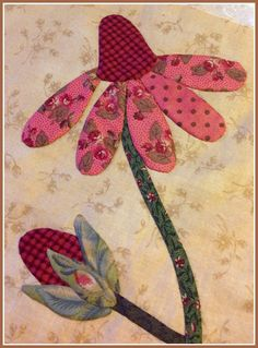 Karen's Quilts, Crows and Cardinals: Needle Turn Applique Catch Up and Process