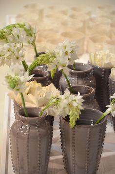 Floreros de Casa Didot