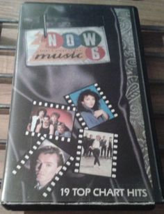 NOW That's What I Call Music 6 - VHS