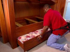How To Build Custom Bunk Beds