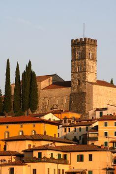 Barga, Toscana, Italy