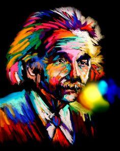 My man Albert Einstein