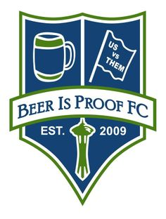 My FC Sounders tailgate: Beer is Proof FC