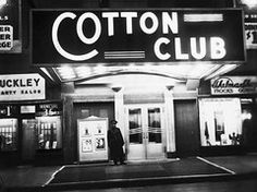 The Cotton Club was the most famous club in Harlem during the It featured jazz music from some of the top entertainers of the time. The most known being Louis Armstrong. The club didn't allow black patrons. Definitely a staple in the Harlem community The Cotton Club, Stoner Rock, Black Art, Rockabilly, Harlem Nights, A New York Minute, Ella Fitzgerald, New Wave, Jazz Club