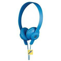 SCOSCHE SHP451MBL lobeDOPE OnEar Headphones  Retail Packaging  Blue ** Learn more by visiting the image link.