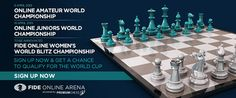 FIDE Online Arena - Play rated chess games online