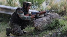 Image copyright AFP Image caption The attack hit an Indian army brigade headquarters near the so-called Line of Control There are growing demands from India's military for a robust riposte to Pakistan, after Sunday's dawn attack by four gunmen which saw 17 soldiers killed at the army's Uri canto...
