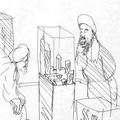 A censored new Yorker cartoon I find cute New Yorker Cartoons, Texts, Cute, Kawaii, Texting, Text Messages