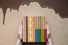 LYRA Single Origin Chocolate Bars Collection — The Dieline - Branding &…