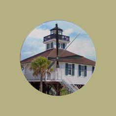 Gasparilla Lighthouse Wallclock