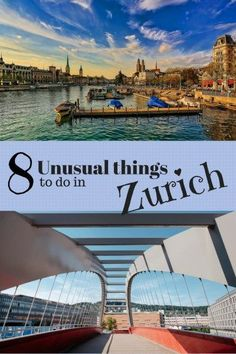 Top 8 things to do in Zürich that do not stand in your tourist guide Are you planning a trip to Zurich Switzerland ? You might want to read this article to make sure that you visit the best sights in the swiss city. Europe Travel Guide, Travel Guides, Travel Destinations, Travelling Europe, Traveling, Suiza Zurich, Visit Switzerland, Switzerland Itinerary, Future Travel