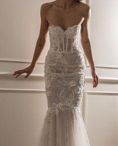 "Ella Moda on Instagram: ""NIKA // divine corsetry meets detailed lace . . . . . . #loveisnotcancelled #destinationbride #customweddingdress…"" Custom Wedding Dress, Dusk, Detail, Formal Dresses, Lace, Collection, Instagram, Fashion, Dresses For Formal"