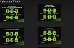 Calisthenics Workout - Body Weight Training Arena