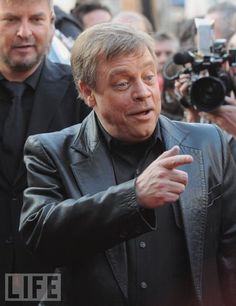 It's Mark Hamill. The many faces of Mark Hamill. This is a FAN PAGE dedicated to Mark's career! Mark Hamill, Many Faces, Star Wars, Stars, Fictional Characters, Boyfriends, Sterne, Fantasy Characters, Starwars