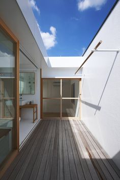 House in Futakoshinchi, Kanagawa, 2010 by TATO ARCHITECTS