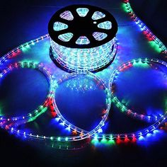 Color Changing Rope Lights Impressive Minger Led Strip Light 164Ft 300Leds Rgb Smd 3528 Color Changing Decorating Design