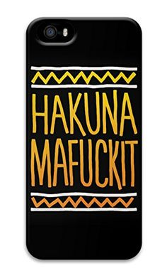 VUTTOO Hakuna Mafuckit Polycarbonate PC Hard Case Protective Cell Phone Cover For Apple Iphone 5/5S VUTTOO http://www.amazon.com/dp/B00NMD0MAA/ref=cm_sw_r_pi_dp_-WOgub0HKH5KY