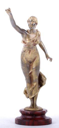 Henri Godet (FRENCH, 1863-1937) Bronze