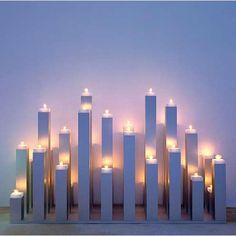 fireplace candleholders