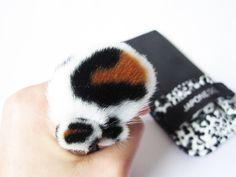 Japonesque Safari Chic Brush Set #animalprint #beauty