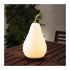 SOLVINDEN LED solar-powered floor lamp - IKEA