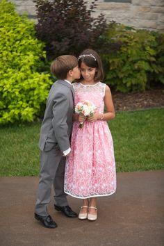 Too Cute! Photo by Chris D. #MinneapolisWeddingPhotographers #WeddingPhotographersMN #Kids #Cute #Love #WeddingInspiration