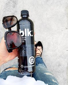 @gowiththekflo on Instagram Posting pics of Blk water makes me legit right?