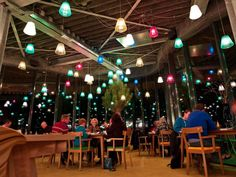 Aan Zee Restaurant by Emma Architects