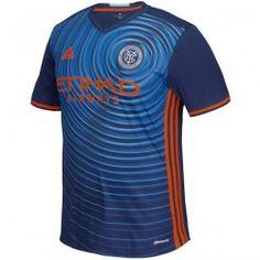 0edf09013bf MLS New York City FC Men s Replica Short Sleeve Team Jersey