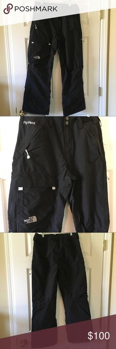The North Face HyVent Ski Snowboard Pants The North Face HyVent Ski Snowboard Pants. Excellent Condition The North Face Pants