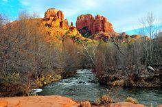 Sedona Cathedral Rock - State Park, Arizona