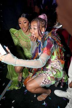 Photo of Cardi B and Sho Madjozi African Braids Hairstyles, Girl Hairstyles, Braided Hairstyles, Cardi B Pics, Brown Skin Girls, Celebs, Celebrities, African Women, Beautiful Black Women