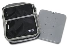 Kids' Lunch Boxes - Fridgetogo INSULATED Lunch Bag Cooler  Bags Come WITH A COOLING PANEL and COOLS UP TO 8 Hrs  Black by GetBacktoBasix *** You can find more details by visiting the image link.